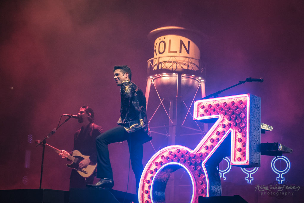 The Killers at Lanxess Arena, Köln (2018)