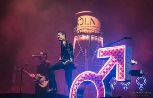 The Killers at Lanxess Arena, Köln (2018)