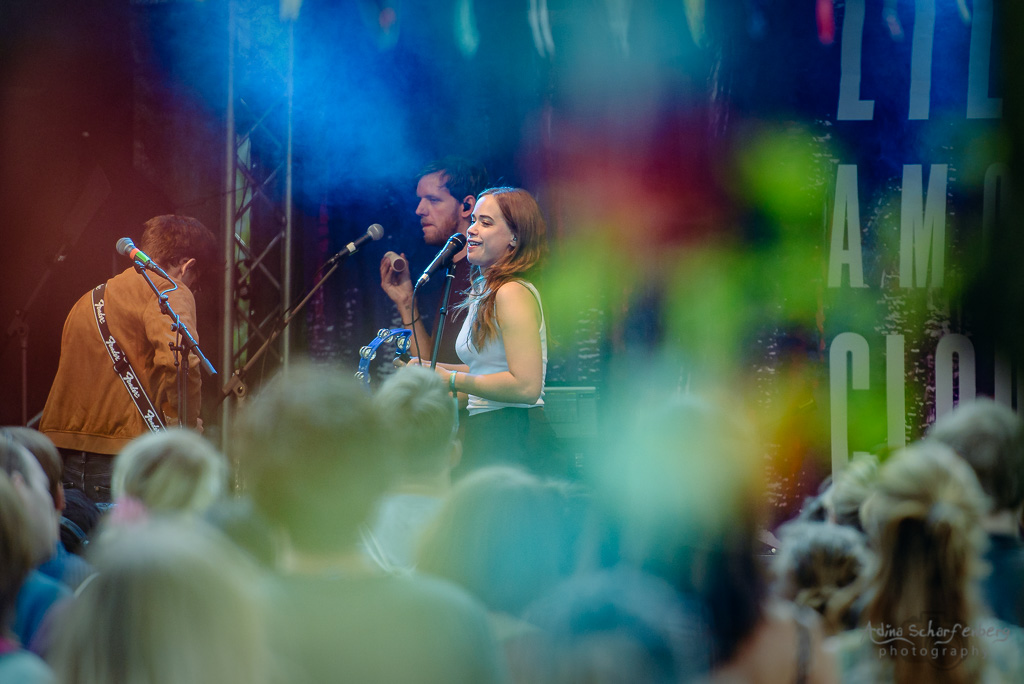 Lilly Among Clouds at Bergfunk Open Air (2018)