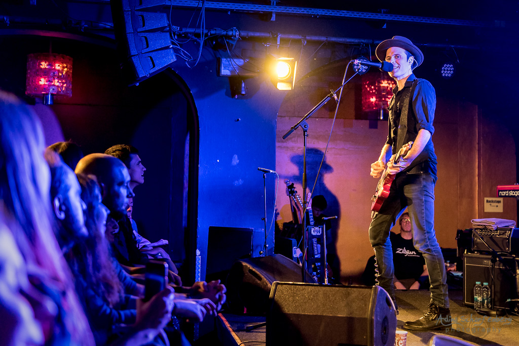 The Fratellis at Bi Nuu, Berlin (2018)