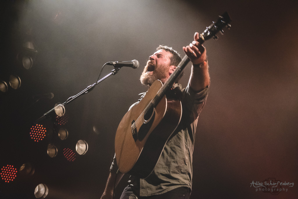 Chuck Ragan at Heimathafen Neukölln, Berlin (2018)