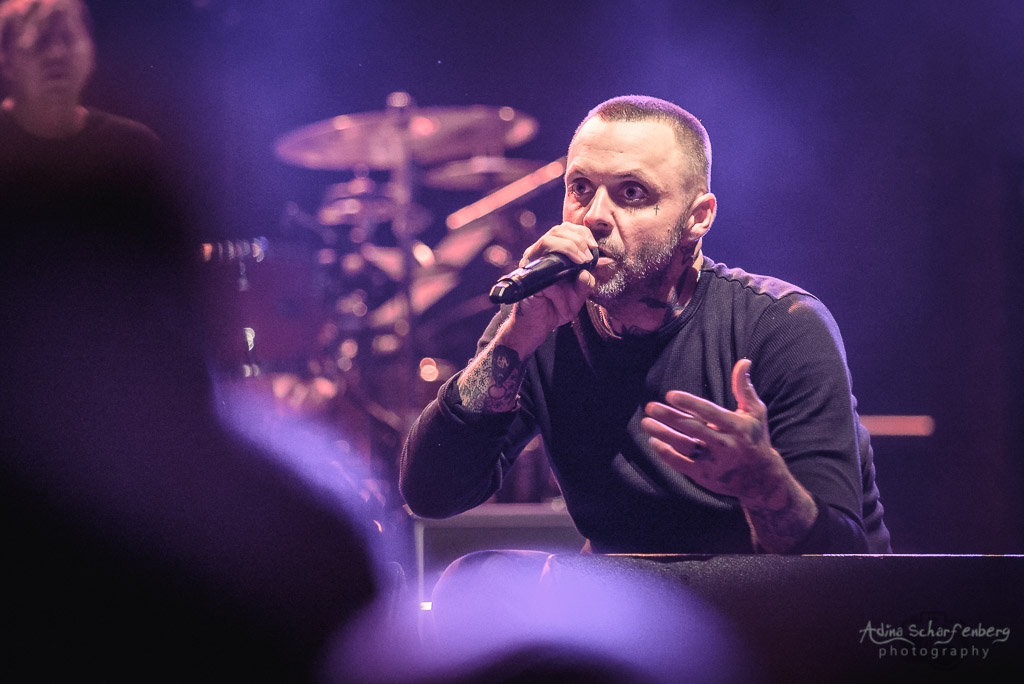 Blue October at Huxleys Neue Welt, Berlin (2017)