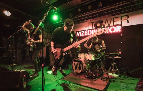 Vizediktator at Tower Musikclub, Bremen (2019)