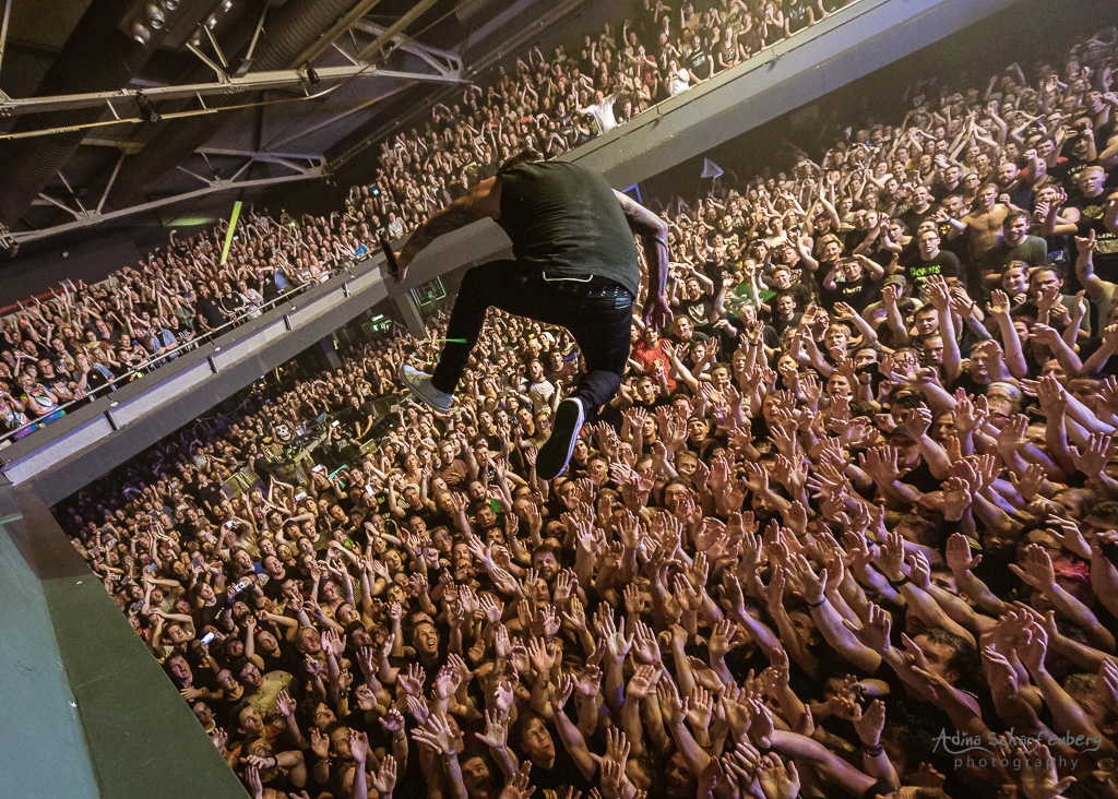 Donots at Columbiahalle, Berlin (2019)