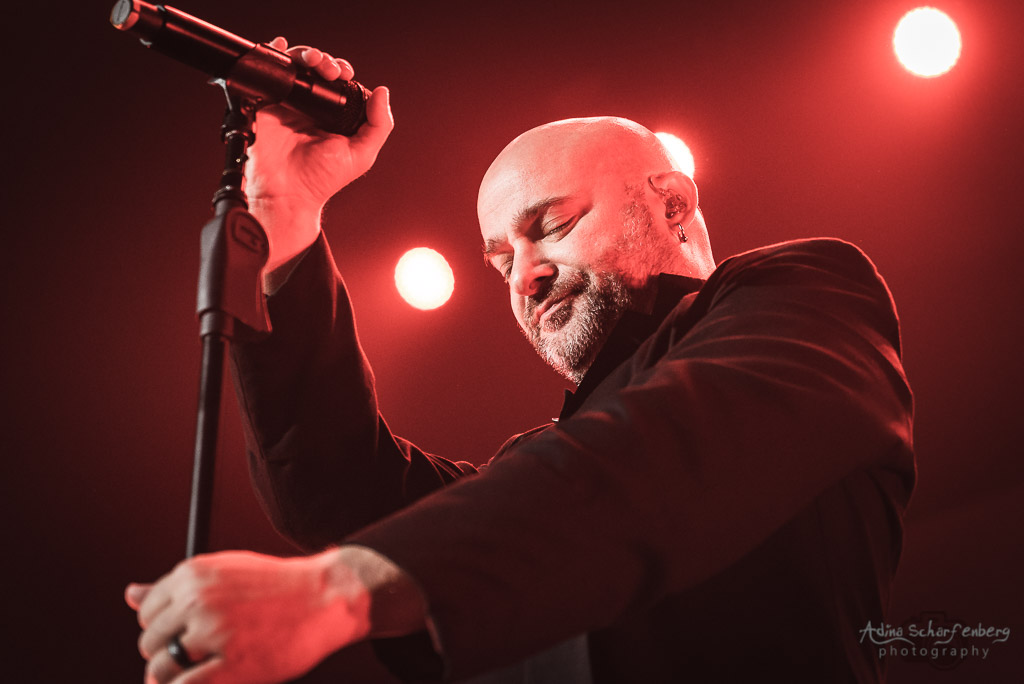 Disturbed at Verti Music Hall, Berlin (2019)