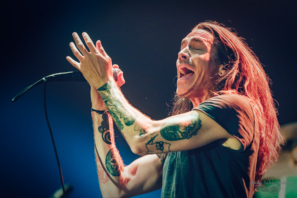 Incubus at Columbiahalle, Berlin (2018)