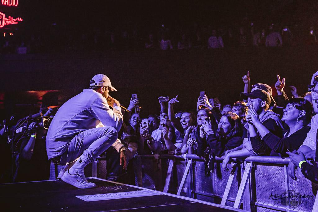 Sido at Columbiahalle, Berlin, 2018