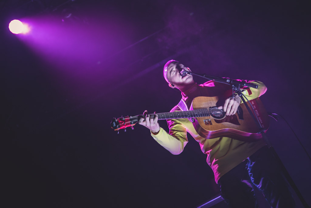 Dermot Kennedy at Columbiahalle, Berlin (2019)