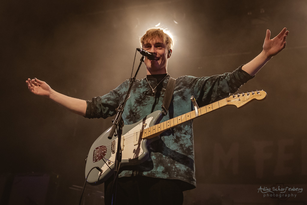 Sam Fender at Astra, Berlin (2019)