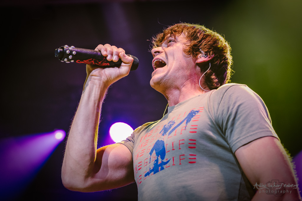 3 Doors Down at Columbiahalle, Berlin (2016)