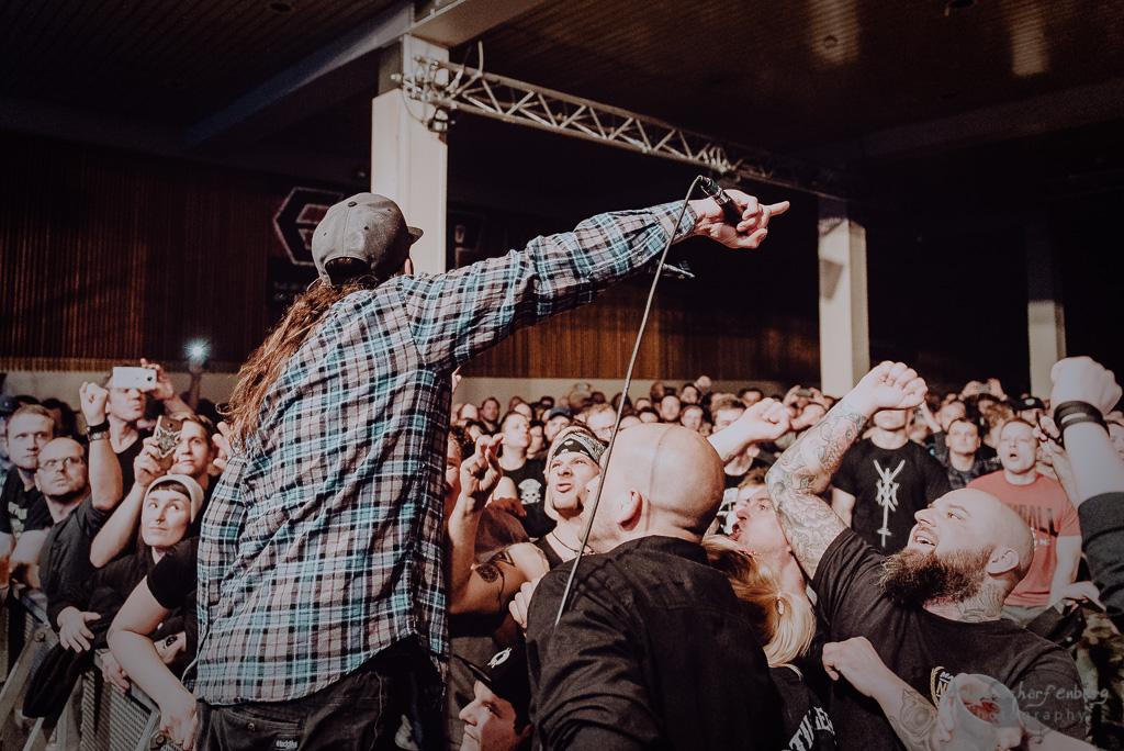 Madball at Astra, Berlin (2018)