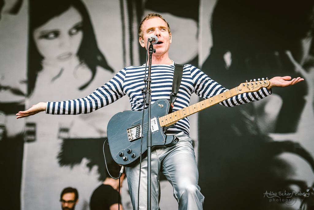 Belle & Sebastian at Lollapalooza Festival, Berlin (2015)
