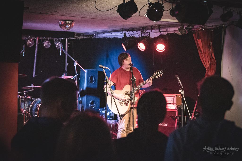 Cosmo Thunder at Klub Linse, Berlin (2017)