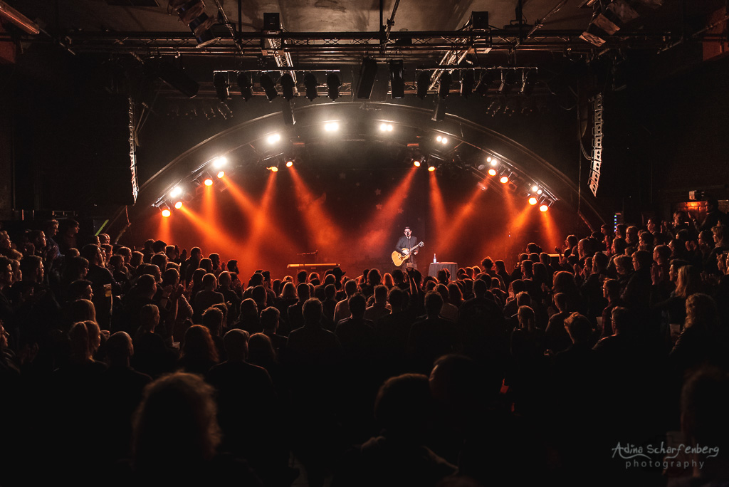 Brian Fallon at Markthalle, Hamburg (2019)