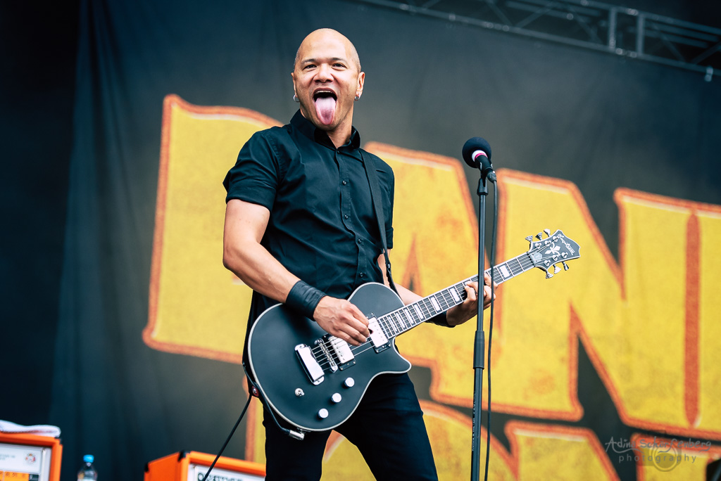 Danko Jones at Highfield Festival (2019)