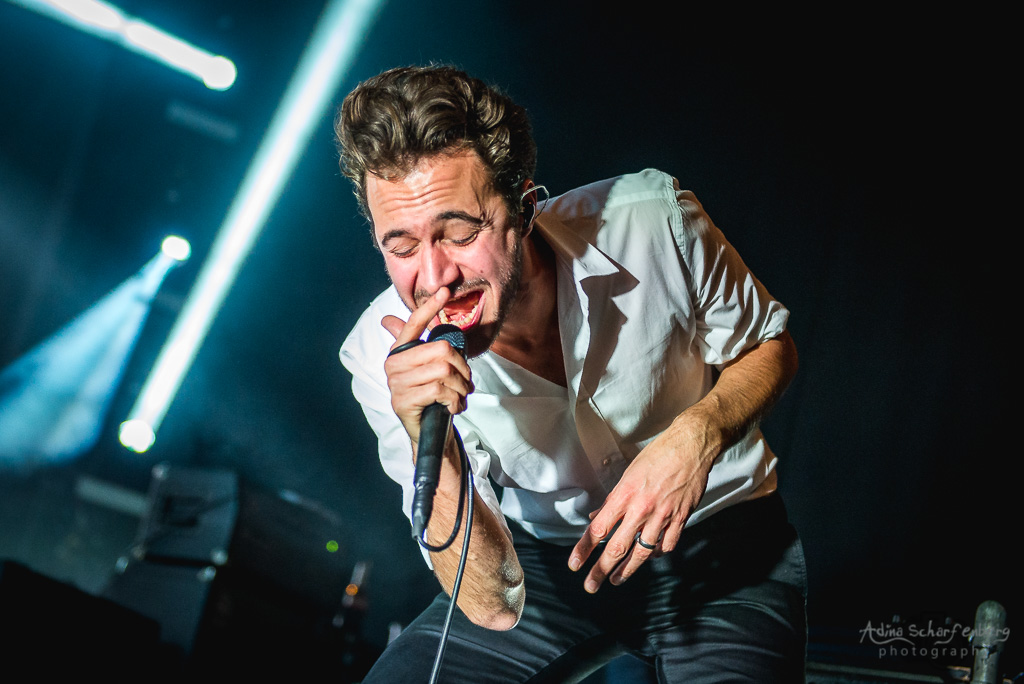 Editors at Columbiahalle, Berlin (2016)