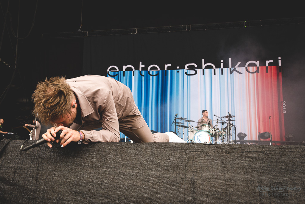 Enter Shikari at Highfield Festival (2019)