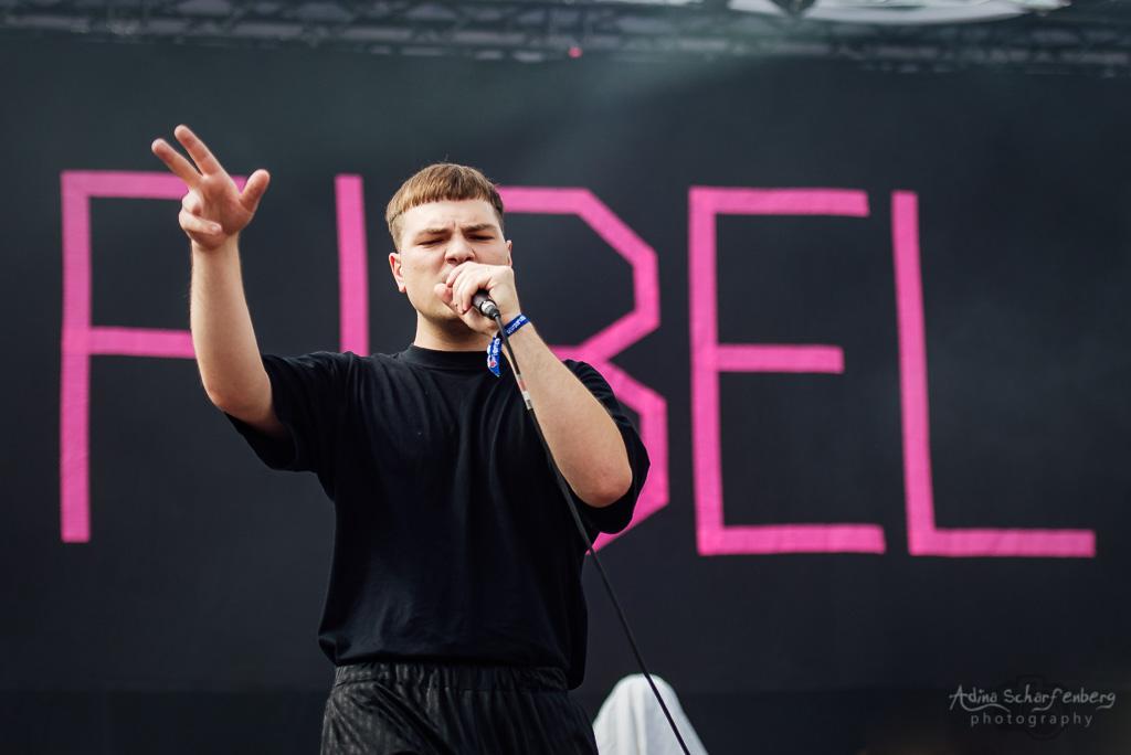 Fibel at Deutschpoeten in Berlin (2018)
