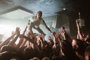 Frank Carter & The Rattlesnakes at Bi Nuu, Berlin (2018)
