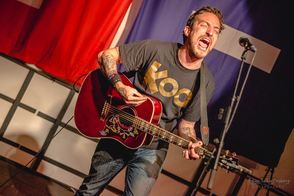 Frank Turner at Escobar, Berlin (2015)