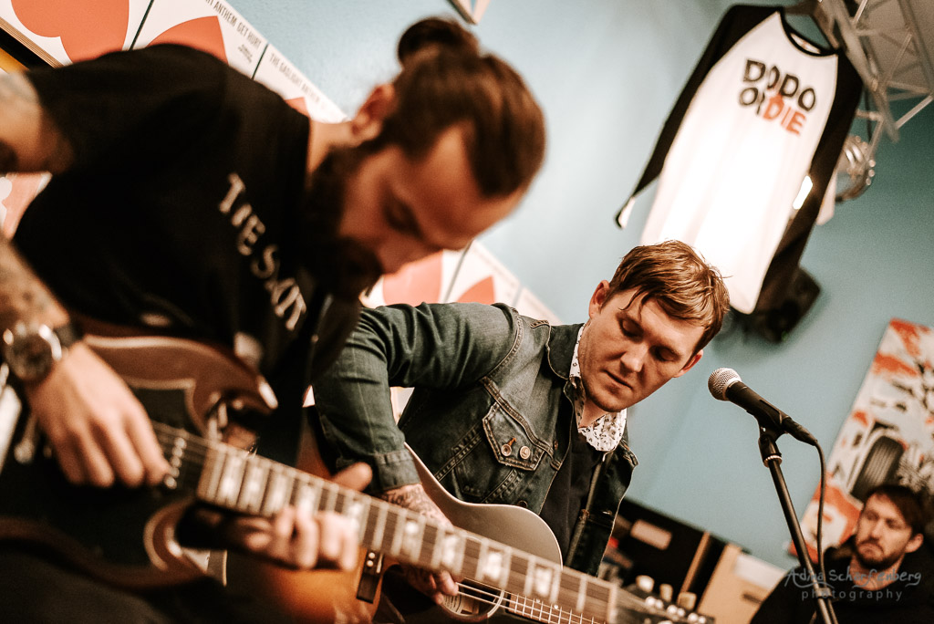 The Gaslight Anthem,  Dodo Beach, Berlin, 2014
