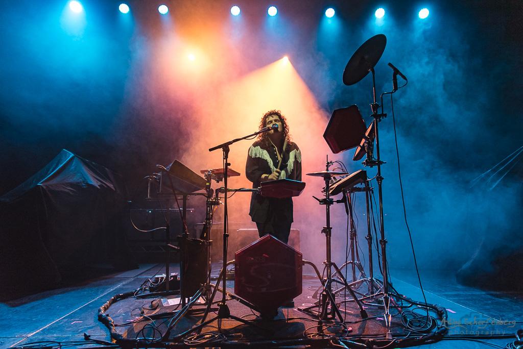 Georgia UK at Columbiahalle, Berlin (2019)