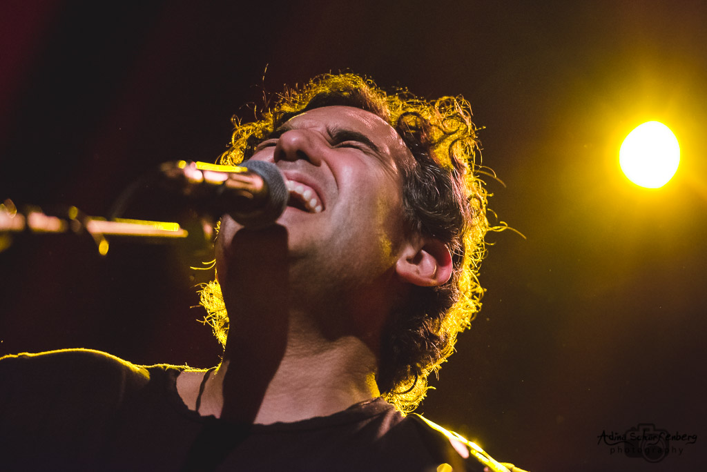 Joshua Radin at Heimathafen, Berlin (2015)