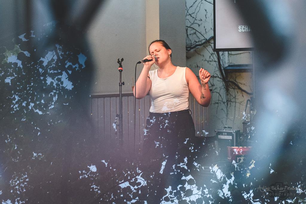 Lina Maly at Kesselhaus Acoustics, Berlin (2019)