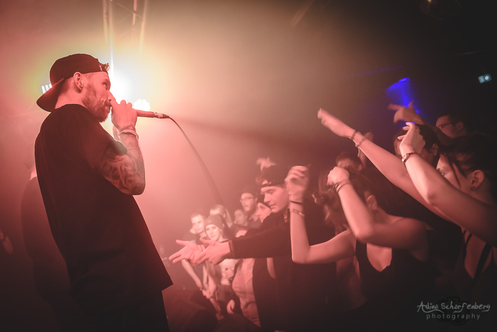Mach One at Cassiopeia, Berlin (2017)