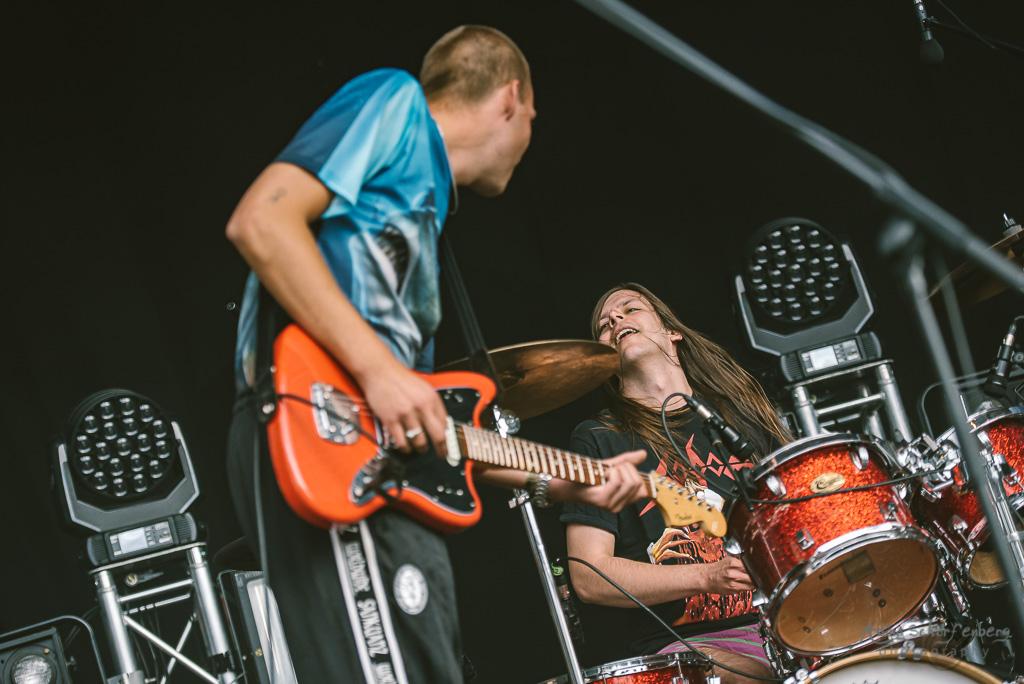 Die Nerven at Kosmonaut Festival (2019)