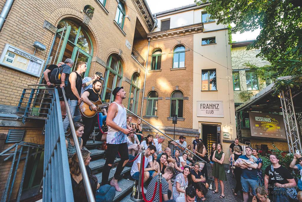 Odeville at Kesselhaus Acoustics, Berlin (2019)