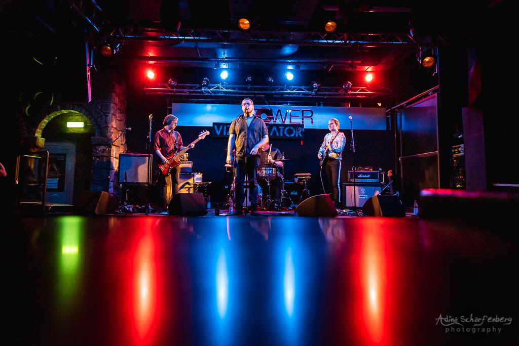 Die Rauschen at Tower Musikclub, Bremen (2019)