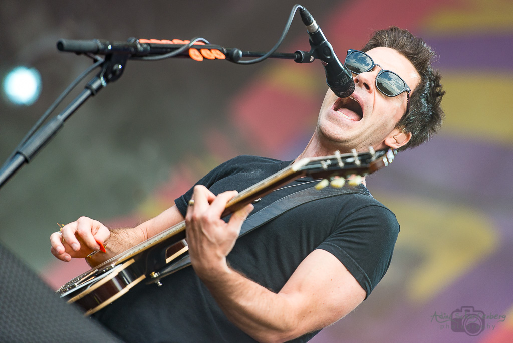 Stereophonics at Lollapalooza Festival, Berlin (2015)