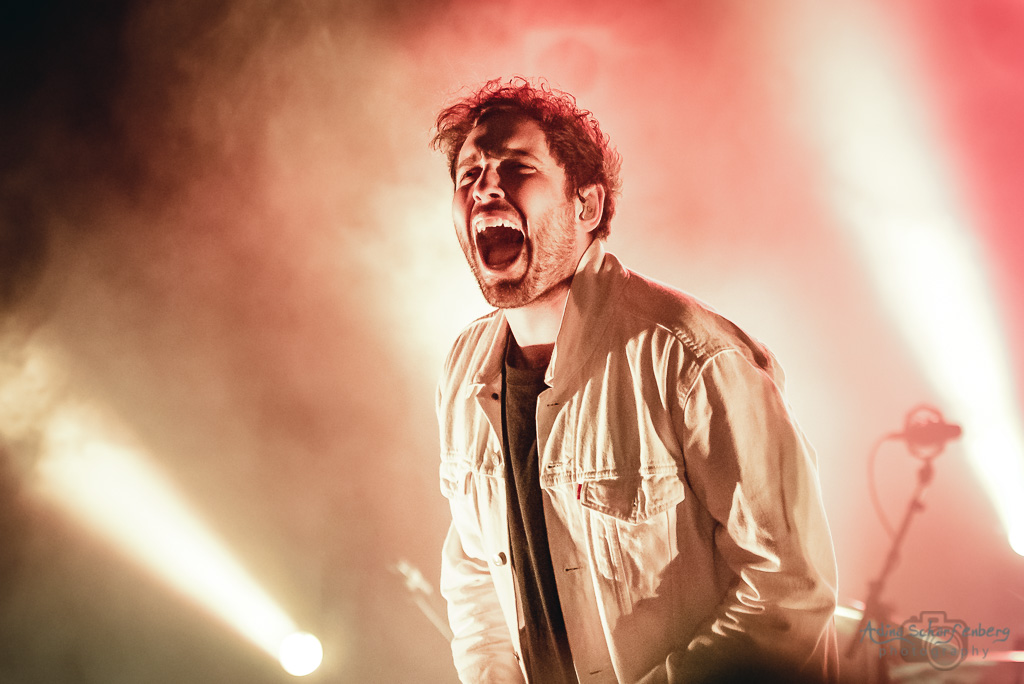 You Me At Six at Columbia Theater, Berlin (2019)