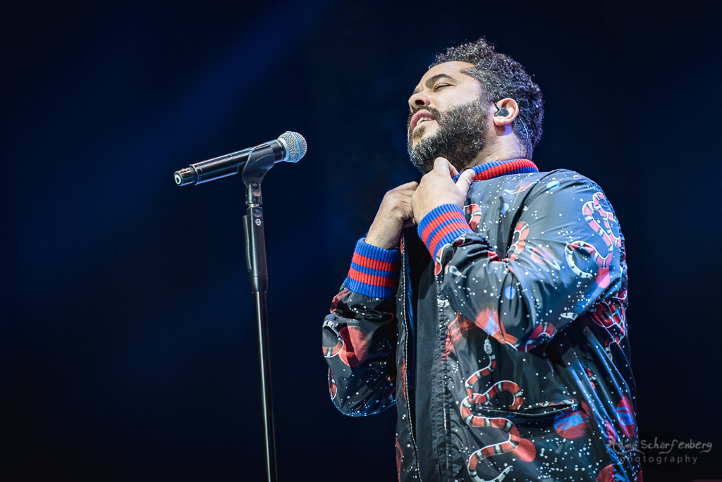 Adel Tawil at Stars For Free in Berlin in 2017