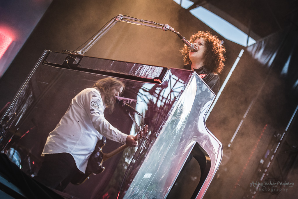 Arcade Fire at Parkbühne Wuhlheide, Berlin (2017)