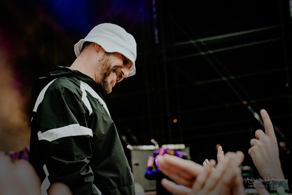 Trabrennbahn Hoppegarten - Beatsteaks at Lollapalooza Festival Berlin (2017)