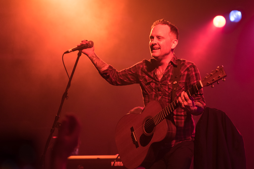 Before and after - Dave Hause - Leipzig (2020)