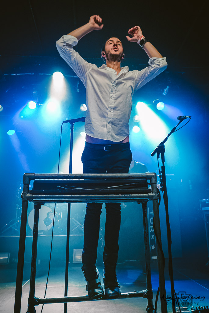 Editors at SO36, Berlin (2015)