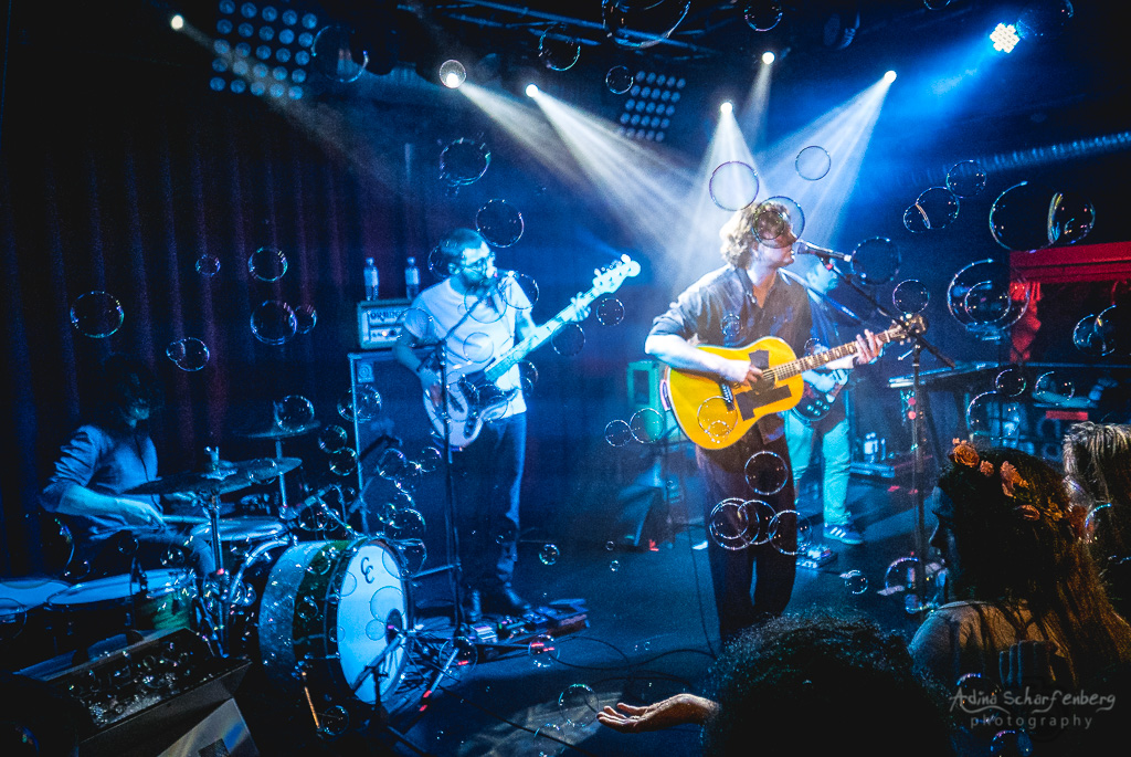 The Front Bottoms at Privatclub, Berlin (2016)