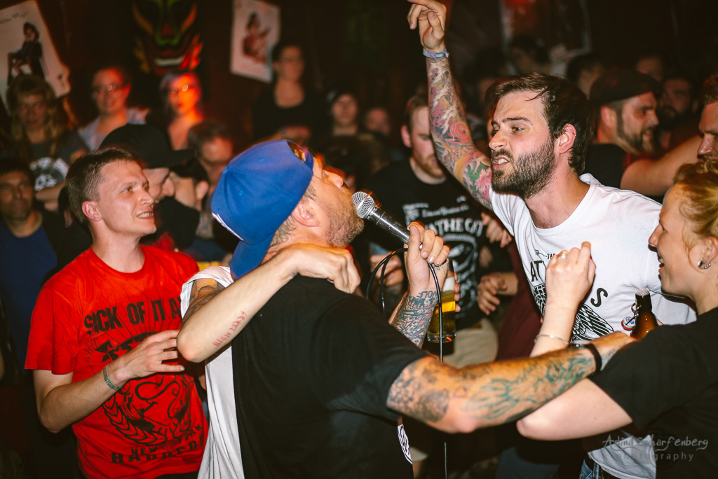 Get Dead at Wild At Heart, Berlin (2014)