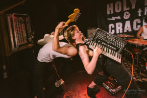 Holy Moly & The Cracker at Musik & Frieden, Berlin (2019)