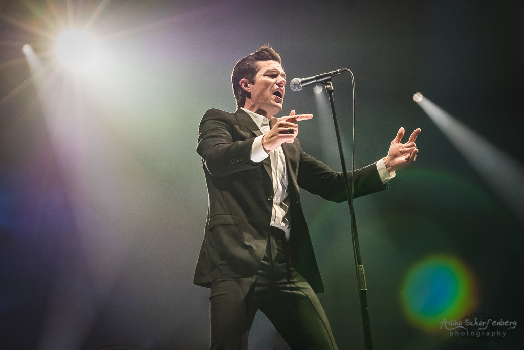 The Killers at Mercedes-Benz Arena, Berlin (2018)