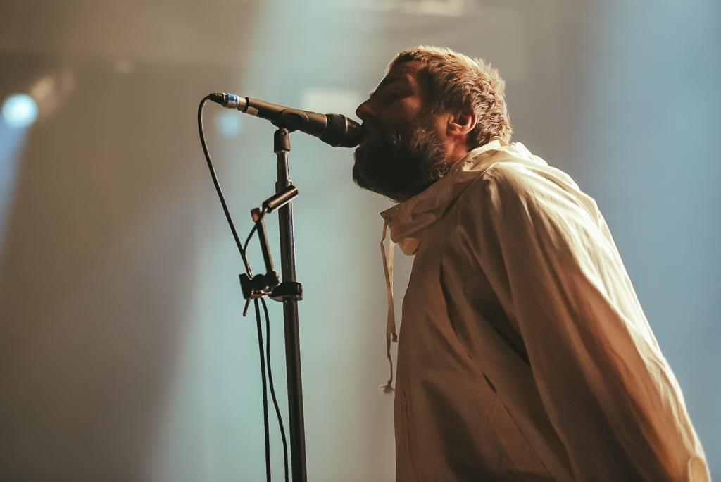 Liam Gallagher at Tempodrom, Berlin (2020)