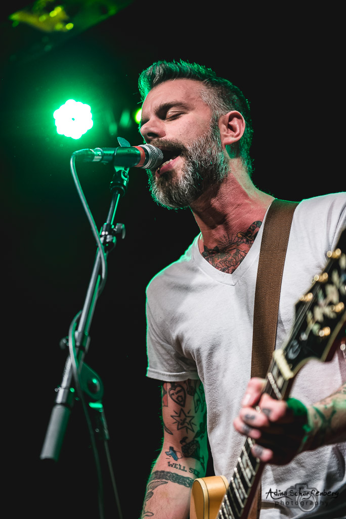 Lucero at Postbahnhof, Berlin (2014)