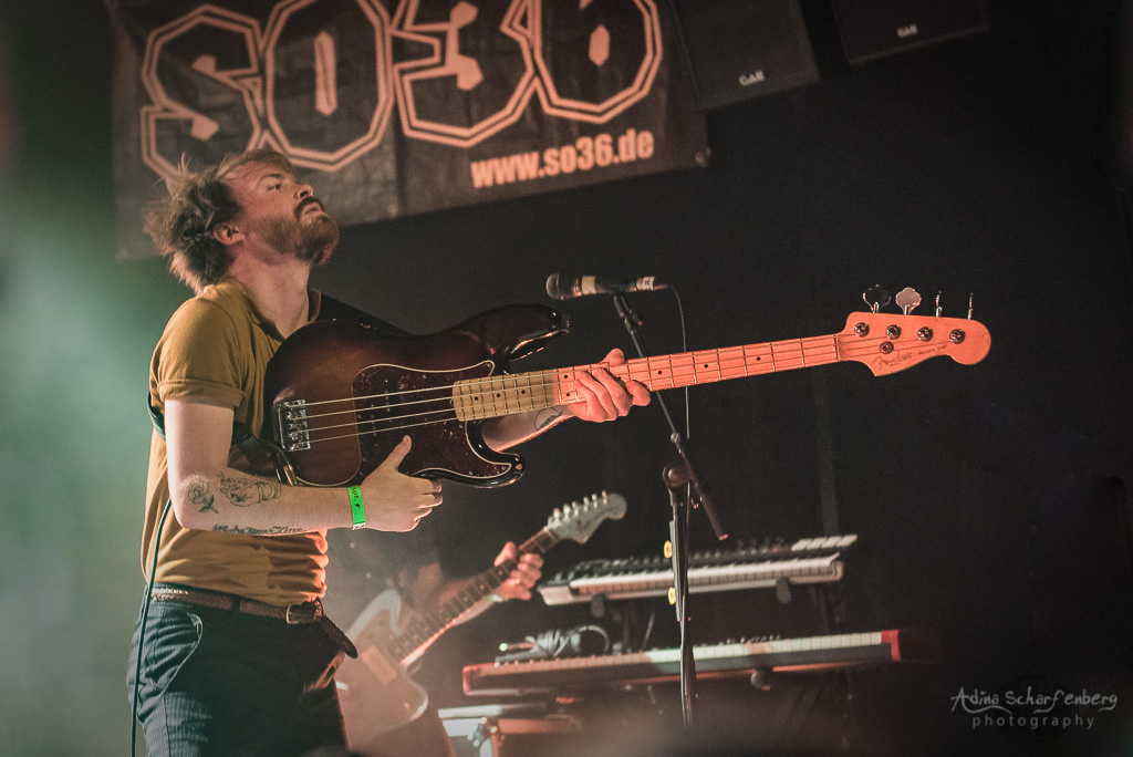 The Maine at SO36, Berlin (2018)