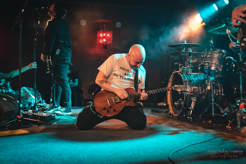 The Menzingers at Bi Nuu, Berlin (2020)