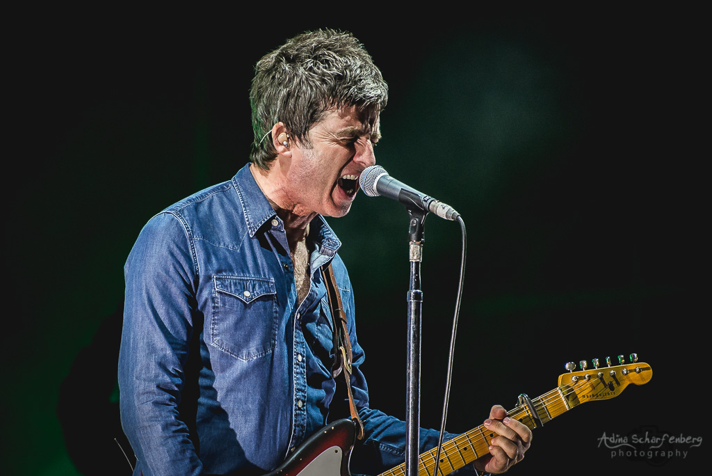 Noel Gallagher's High Flying Birds at Pure & Crafted Festival, Berlin (2016)