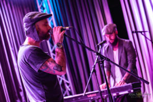 The Parlotones at Nhow Hotel, Berlin (2016)