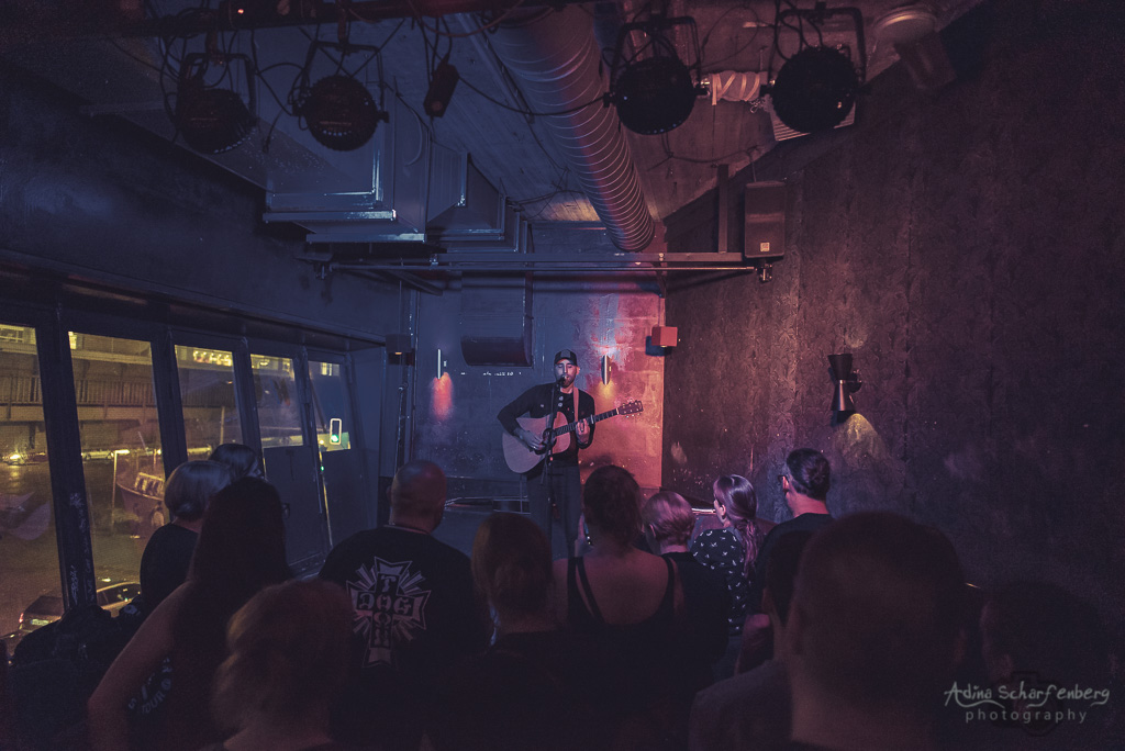 Rocky Catanese at Monarch, Berlin (2018)